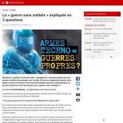 La «guerre sans soldats» expliquée en 3 questions