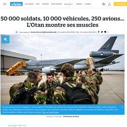 Grandes manœuvres militaires