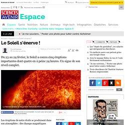Le Soleil s'énerve ! - Espace