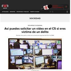 Así puedes solicitar un video en el C5 si eres víctima de un delito