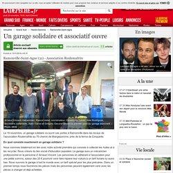 Un garage solidaire et associatif ouvre - 13/11/2014