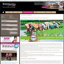 Tourisme solidaire, tourisme équitable, développement durable - le voyage selon salaün holidays - Salaün Holidays