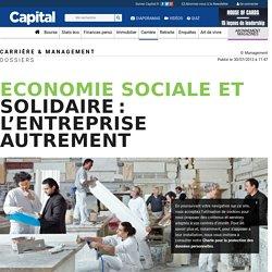 Economie sociale et solidaire: l'entreprise autrement