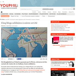 Cinq blogs solidaires à suivre cet été