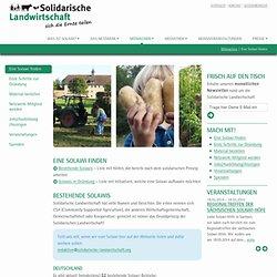 Solidarische Landwirtschaft e.V.