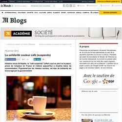 La solidarité couleur café (suspendu)