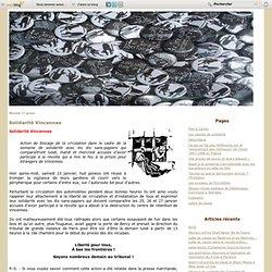 Solidarité Vincennes - Le Jura Libertaire