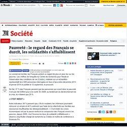 Pauvreté : le regard des Français se durcit, les solidarités s'affaiblissent
