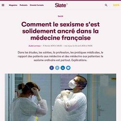 Comment le sexisme s'est solidement ancré dans la médecine française