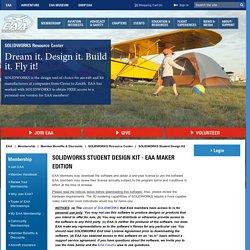 SOLIDWORKS Student Design Kit - EAA Maker Edition