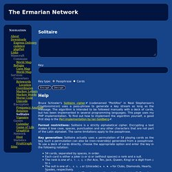 The Ermarian Network