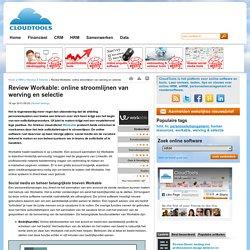 Review Workable: krachtige clouddienst ondersteunt personeelszaken bij sollicitatierondes