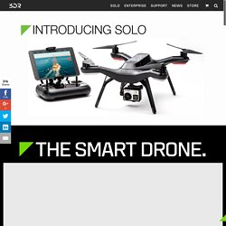 Solo The Smart Drone w/ Smart Shots