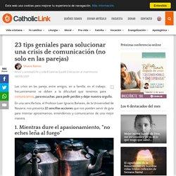 (Con imágenes) 23 tips para solucionar una crisis de comunicación (no solo para parejas)