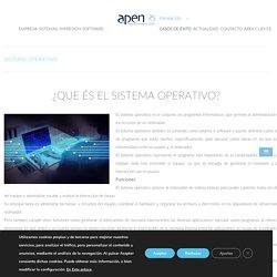 Apen: Soluciones informáticas