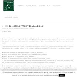 El modelo TPACK y Educando 3.0 - Soluciones integrales Para Centros Educativos