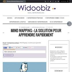 Mind Mapping : la solution pour apprendre rapidement
