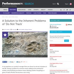 A Solution to the Inherent Problems of 'Do Not Track'