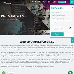 Need a beneficial Web Design & Development Company?