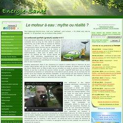 Eco-Solutions » Blog Archive » Le moteur à eau : mythe ou réalité ?