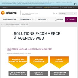 SOLUTIONS E-COMMERCE & AGENCES WEB