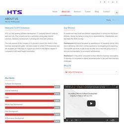 A Complete Software Development Company