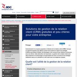 Outils web GRC