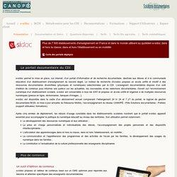 E-sidoc : le portail documentaire du CDI