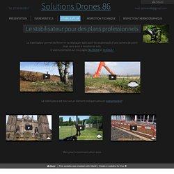 Solutions Drones 86 - Stabilisateur