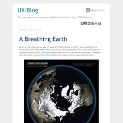A Breathing Earth