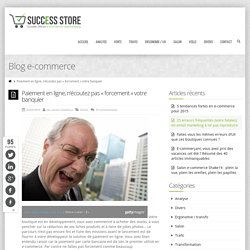 Solutions de paiement en ligne pour e-commerce, comparez !