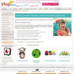 Solutions par le jeu pour enfant porteur d'un handicap mental