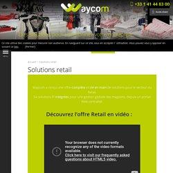 Solutions retail - Waycom