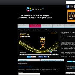 Solutions Linux 2012: les solutions de sauvegarde Open Source