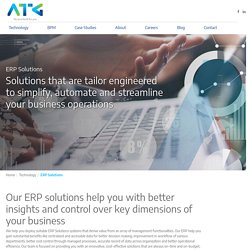 Best ERP System Services Company