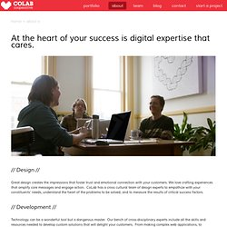 Colab Coop - Web Solutions for Social Enterprise