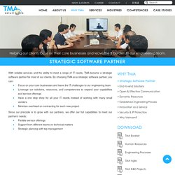 Strategic Software Partner