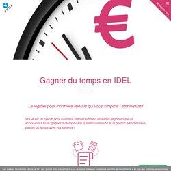 Gagner du temps en IDEL avec le Logiciel VEGA : VEGA Solutions de Gestion et Télétransmission