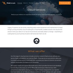 Cloud IT Support & Cloud-Based IT Solutions