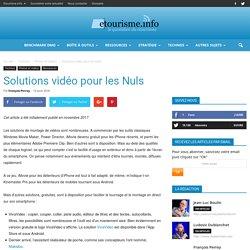 Solutions vidéo pour les Nuls