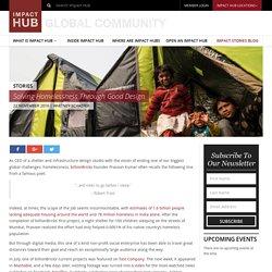 Solving Homelessness Through Good Design - Impact Hub