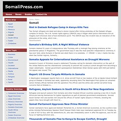 Somali Press