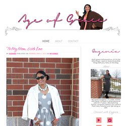Age of Grace - Page 2 of 13 - A style blog based on a fifty-something Baby Boomer doing her best to age gracefully.