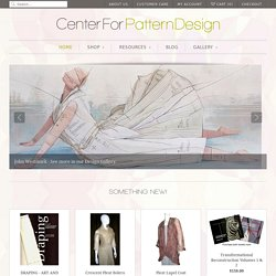 Center For Pattern Design
