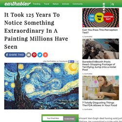 It Took 125 Years To Notice Something Extraordinary In A Painting Millions Have Seen