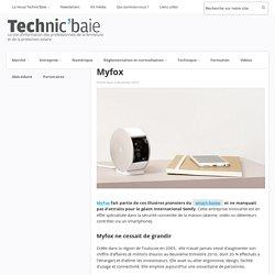 Somfy s'offre la sécurité connectée Myfox - 03/11/16