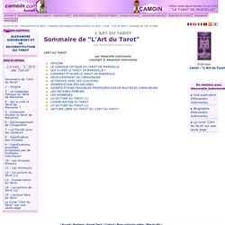 Camoin Tarot de Marseille