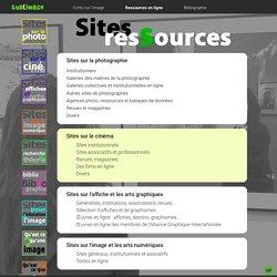 Sommaire ressources sur l'image