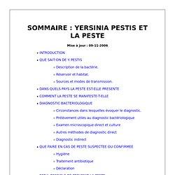 IFR 48 - Yersinia pestis