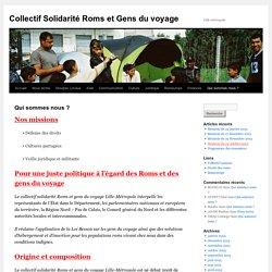Collectif Solidarité Roms et Gens du voyage